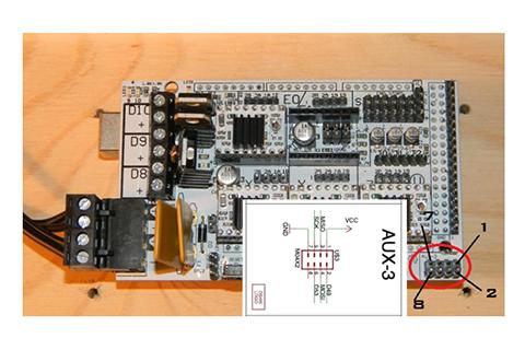 RAMPS Arayüz Kartında MAX6675 Amplifier ve Thermocouple Kullanımı